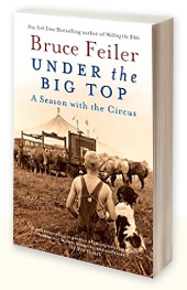 Under the Big Top Book Cover