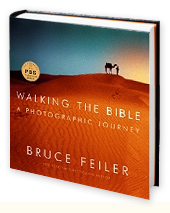 Walking the Bible - A Photographic Journey Book Cover