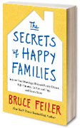 The Secrets of Happy Families book cover